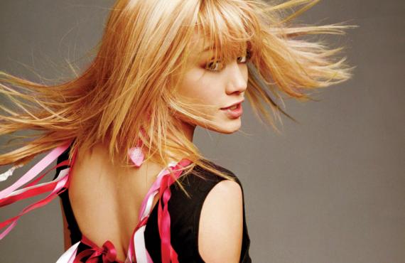 Hilary Duff and Her Metamorphosis