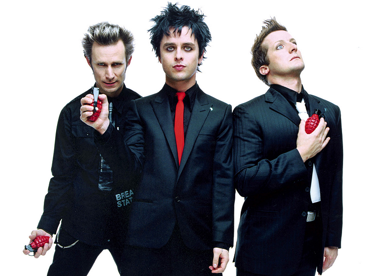 Green Day – American Idiot Tour [10/26/04]