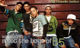 Meet the Boys of B5!