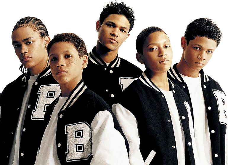Meet the Boys of B5!