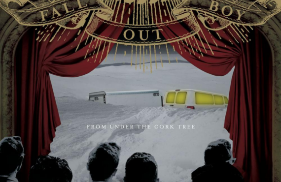 Fall Out Boy - 'From Under the Cork Tree'