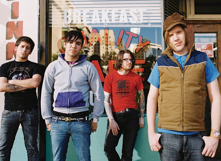 America's New Favorite Band - Fall Out Boy!