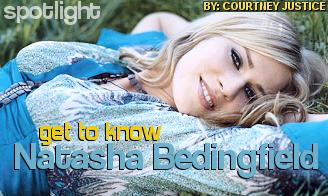 Get To Know Natasha Bedingfield