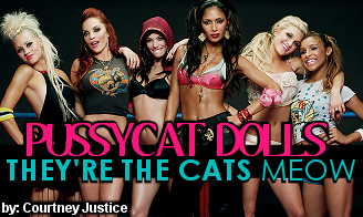 Pussycat Dolls, They're the Cats Meow