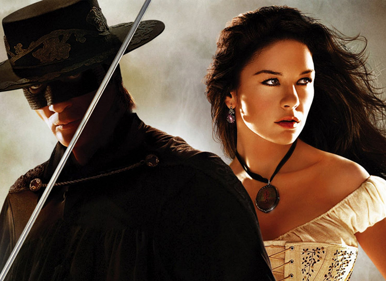 The Legend of Zorro [PG]