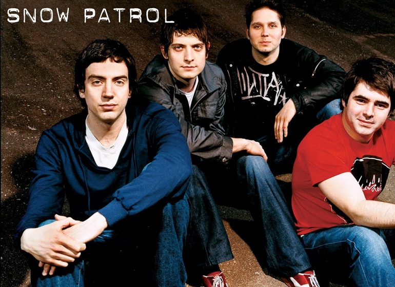Snow Patrol - 'Eyes Open'