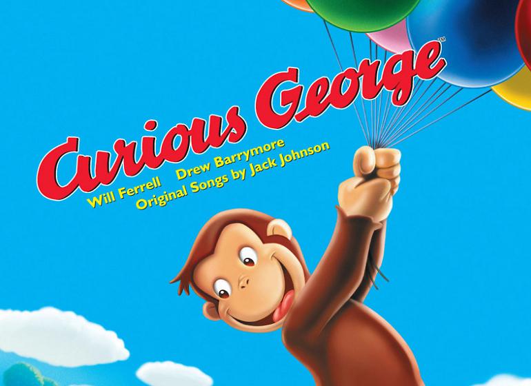 Curious George [G]
