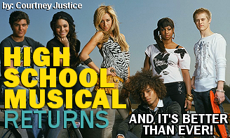 High School Musical Returns – and It's Better Than Ever!