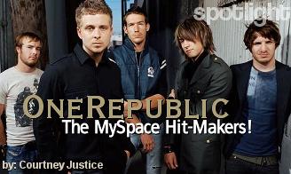OneRepublic: MySpace Hit-Makers
