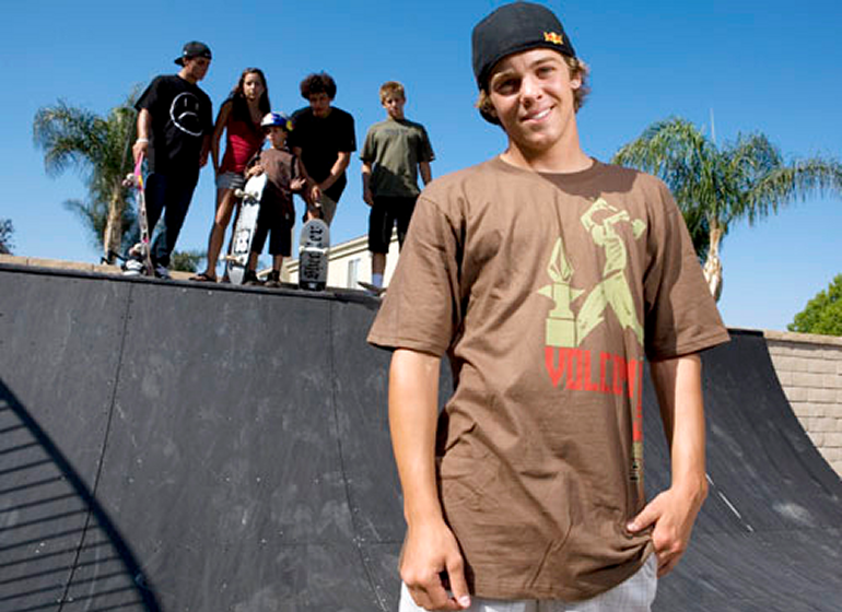 WIN an Autograph From Ryan Sheckler