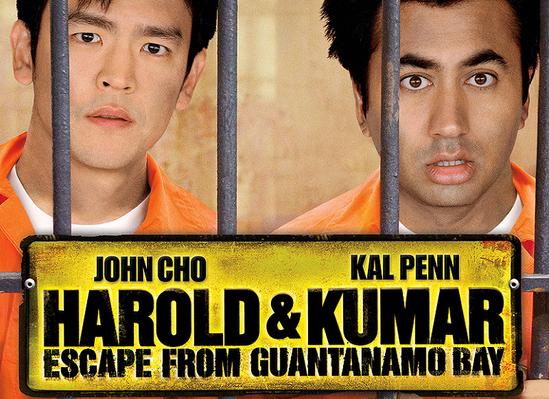 harold and kumar guantanamo bay ending relationship