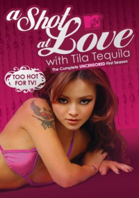 'A Shot At Love With Tila Tequila' DVD GIVEAWAY