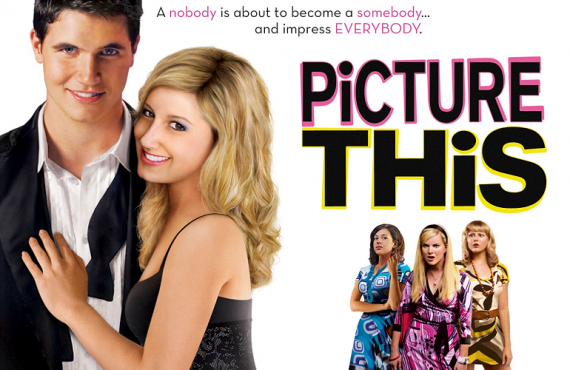 Ashley Tisdale's New Movie ... Picture This!