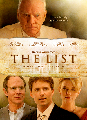 WIN a Copy of 'The List' on DVD!