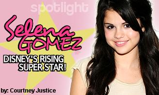 Selena Gomez … Disney's Rising Superstar!