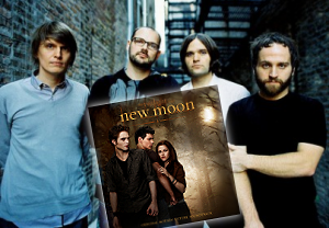 Death Cab For Cutie To Release First 'New Moon' Single