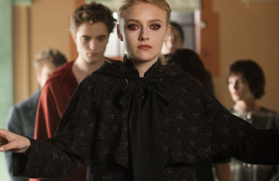'New Moon': The Volturi, First Look