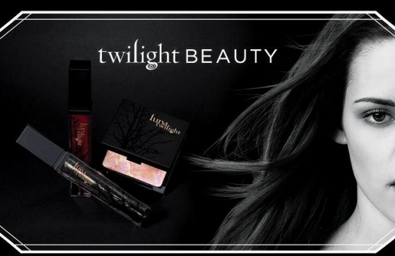 Twilight Make-up Line Launches Website