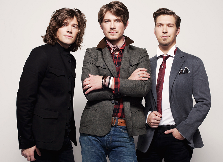 Hanson on Letterman Tonight and Today Show Monday