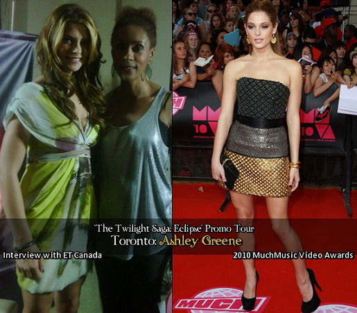 Ashley Greene S Tour Of Toronto Fanvasion Com