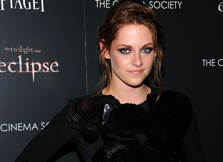 'Eclipse' NY Screening: K-Stew's Long Sleeves and Seashells Make Sense