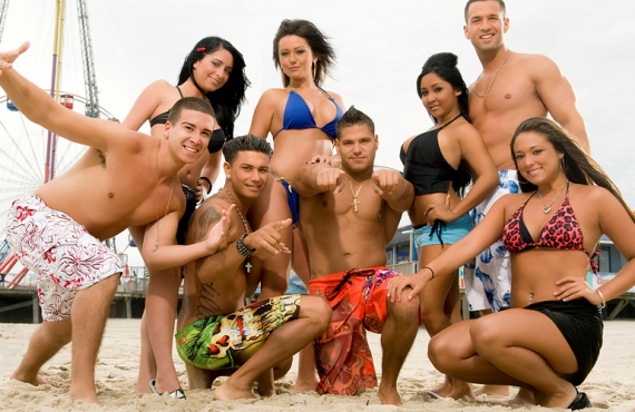 Jersey Shore Soundtrack Set To Heat Up The Summer
