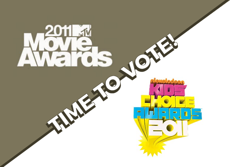 Get Your Votes in for the Kids' Choice & MTV Movie Awards!