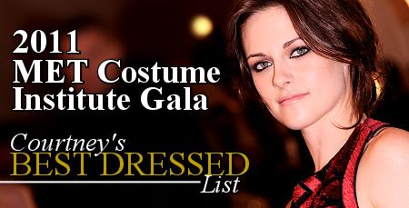 Top Best Dressed Picks: 2011 MET Costume Institute Gala
