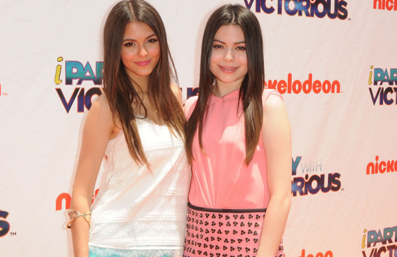 Nickelodeon Rolls Out the Orange Carpet for 'iParty with Victorious' Premiere!