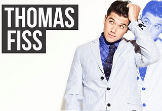 Be My Valentine - Thomas Fiss Giveaway