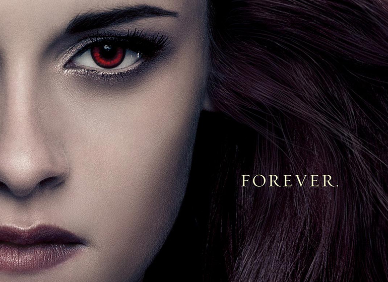 "NEW POSTERS! Twilight Saga: Breaking Dawn – Part 2 ""Coven Scavenger Hunt"""