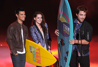 2012 Teen Choice Awards - Winners & Ultimate Choice