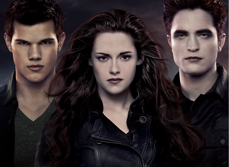 NEW 'Breaking Dawn' Character Posters Released!