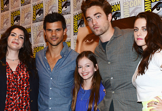 'Twilight Saga: Breaking Dawn – Part 2′ at Comic-Con