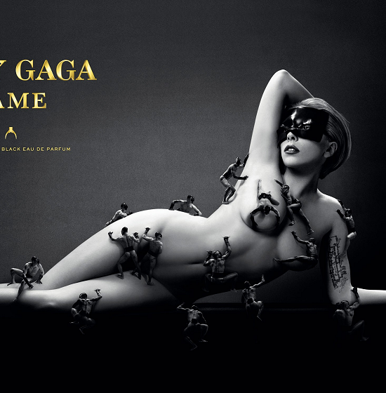 "Lady Gaga ""Fame"" Fragrance: The Trailer"