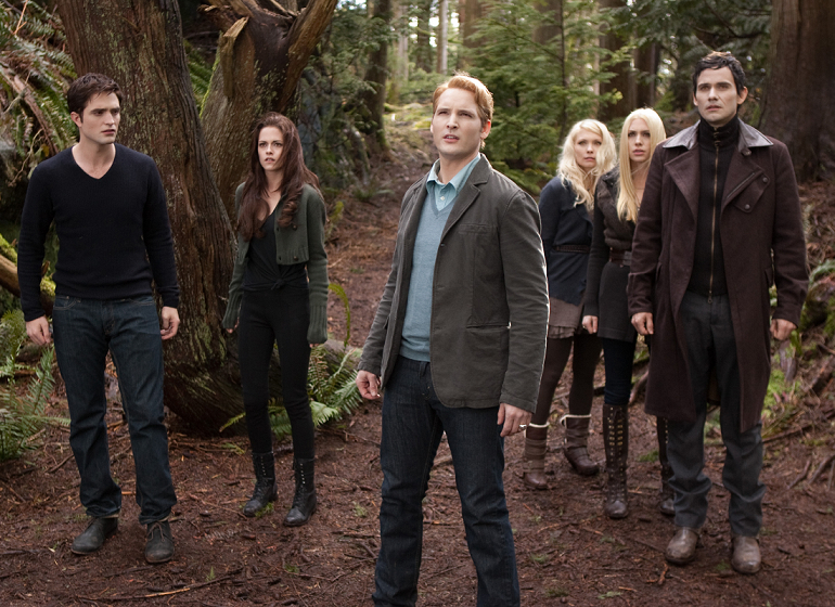 NEW 'Breaking Dawn – Part 2' Stills