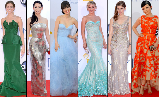 POLL: Who Was 'Best Dressed' at the 64th Primetime Emmy Awards?