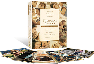 WIN! Nicholas Sparks Limited Edition DVD Collection